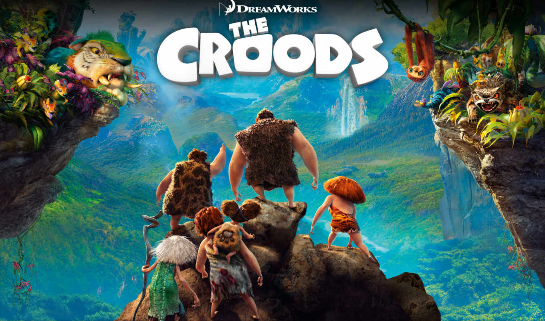 мотивам, семейка, игры, крудс, rovio, игру, мультфильма, online, мар, game, croods,