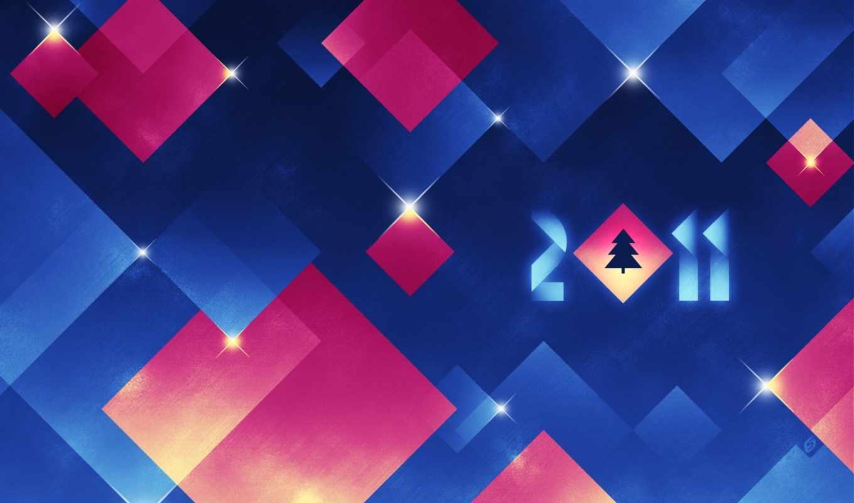 год, new, абстракция, happy, елка, минимаизм, winter, праздник,