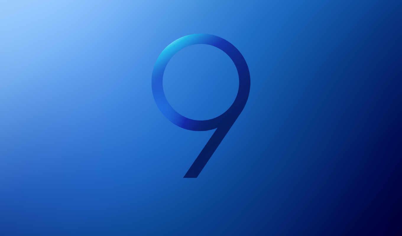 samsung, galaxy, blue, pantalla, s9, stock, fondos, descargar,
