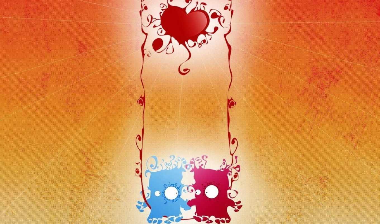 love, графика, сердце, любви, красивые,
