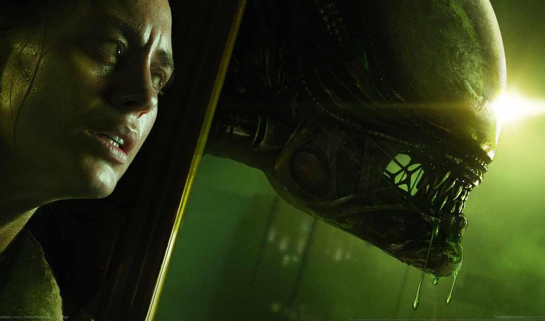 изоляция, alien, чужого,