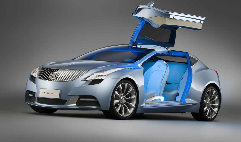 buick, riviera, concept, car, cars, avista, coupe,