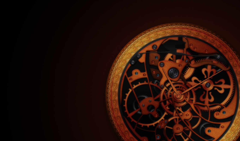 watch, механизм, free, pinterest, more, compass, золотистый, ретро,