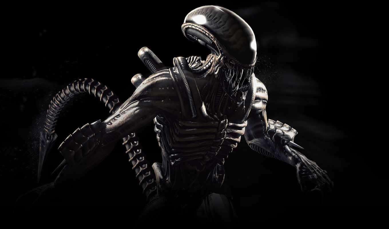 kombat, mortal, alien, playstation, store, dlc, video, игры,