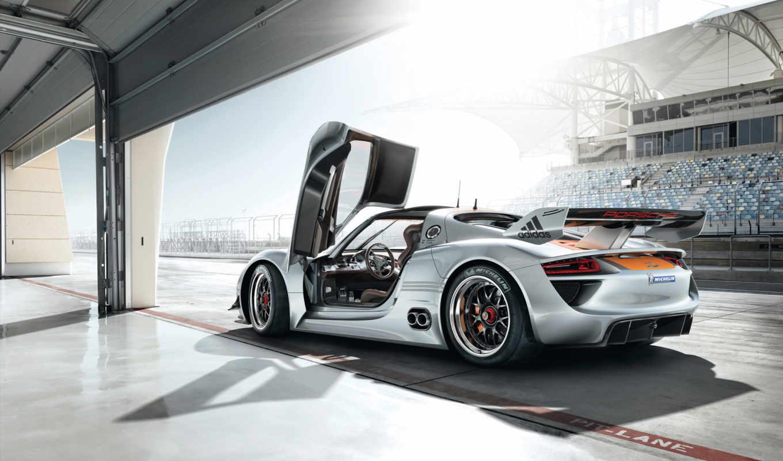 supercar, автомобили, дверцы, вверх, открывабются, серебристый, солнце, свет, яркий,