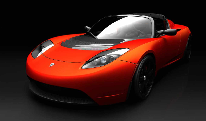 tesla, roadster, модель, цена,