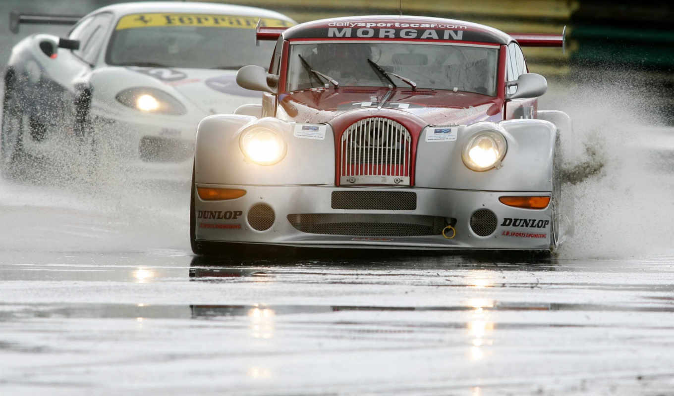 motorsport, morgan, aero,