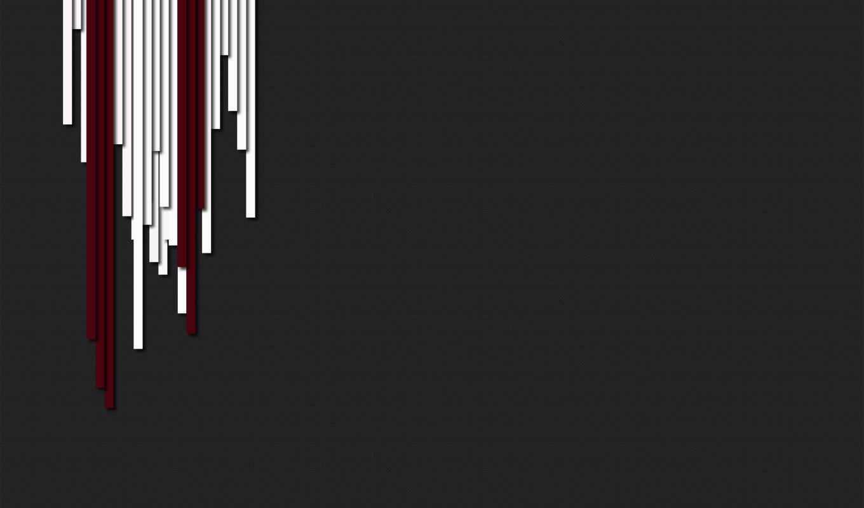 линий, полосы, абстракция, минимализм, картинка,