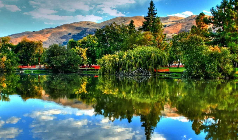 природы, часть, пейзажей, удивительных, файлом, одним, природа, wallpoper,