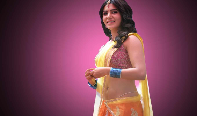 samantha, saree, актриса, indian, ruth, prabhu,
