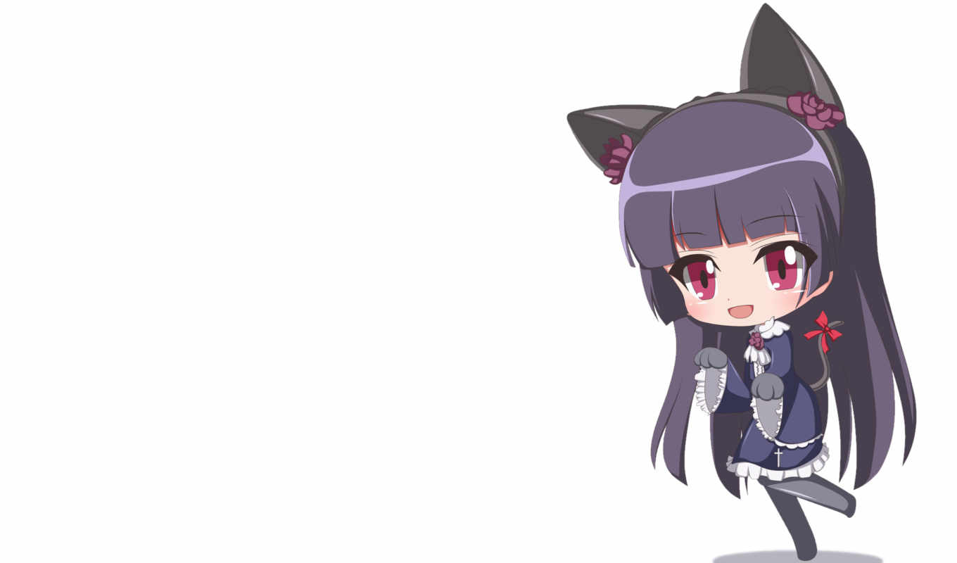 ore, imouto, wake, ruri, kawaii, animal, ears, gokou, anime, nai, oreimo, продолжение,