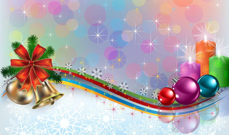 christmas, shiny, ornaments,
