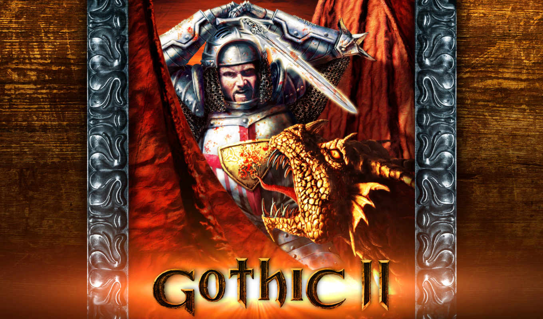 gothic, ворон, ночь, игры,