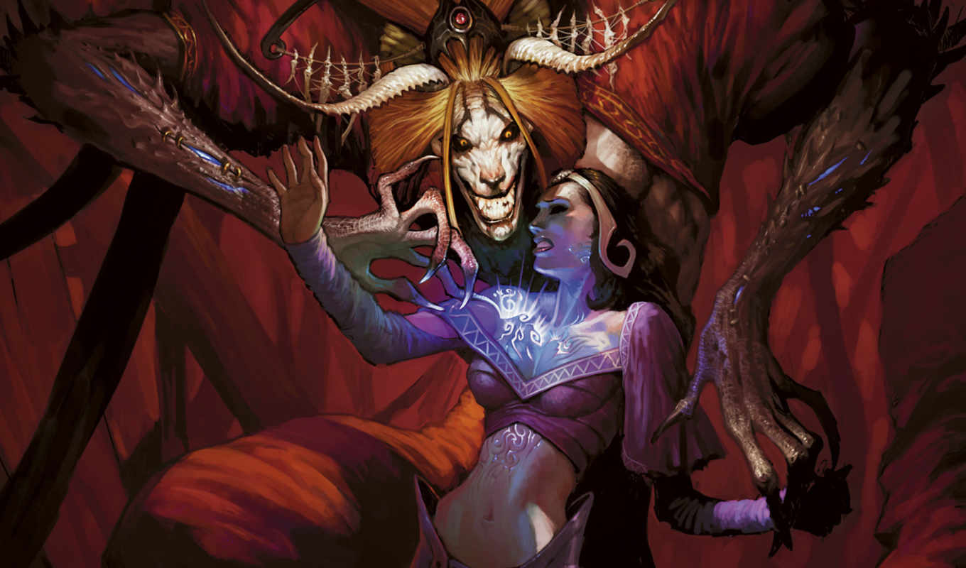 tutor, demonic, magic, gathering, price, art, one, unlimited, you, divine, card,