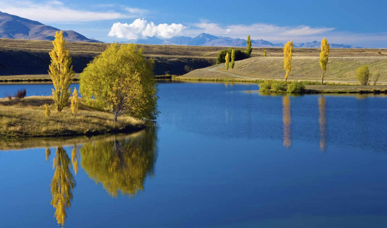 реки, природа, река,