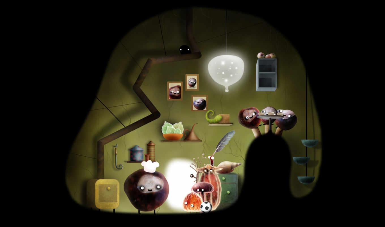 botanicula, game, amanita, design, machinarium, android, студией,