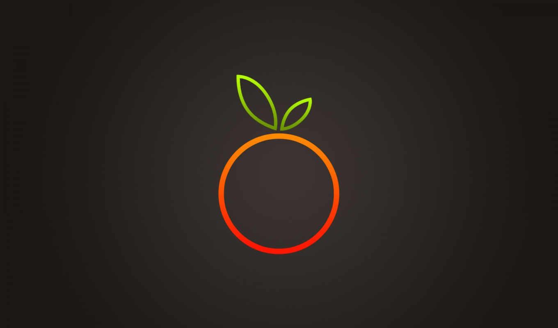 оранжевый, девушки,