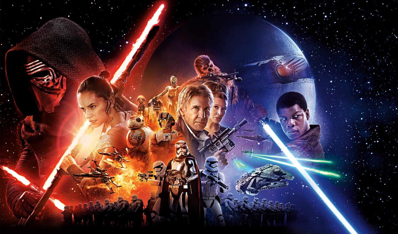 star, wars, сила, awakens, ноутбук, best,