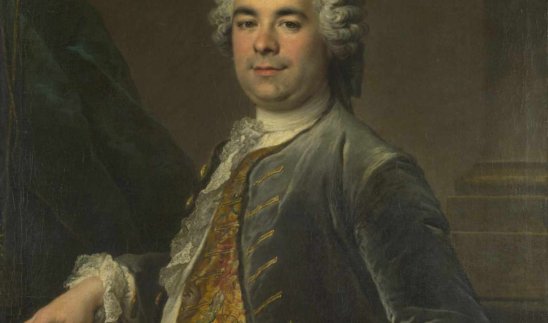 portrait, живопись, июня, век, school, взгляд, french,