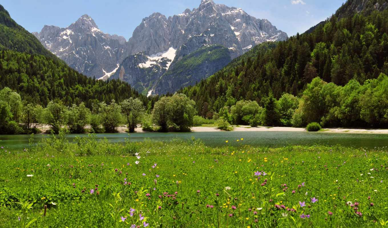 priroda, красивая, горы, испания, японія,