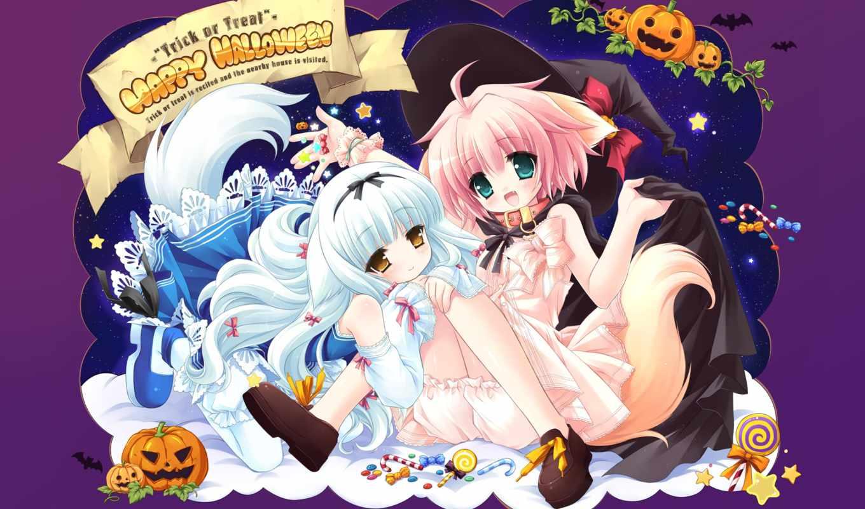 princess, sister, anime, kitsune, cuffs, sbd, ймж, resolution,