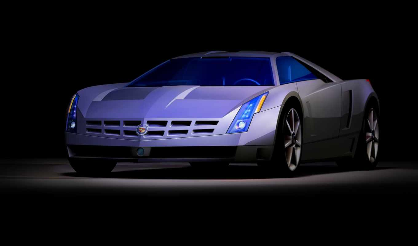 cadillac, concept, car, cien, sports, cars, cts,