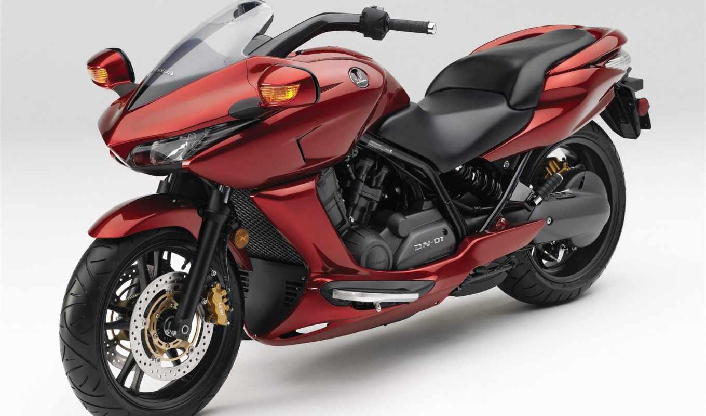 мотоциклы, honda, автоматической, передач, сногсшибательны, коробкой, мотоцикл,