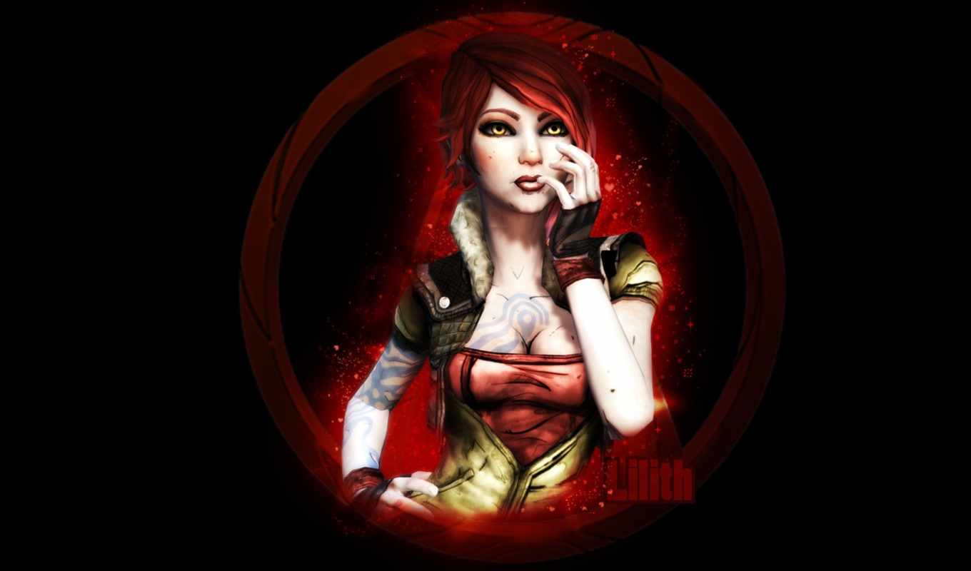borderlands, lilith, free, download, game, siren, background, images,