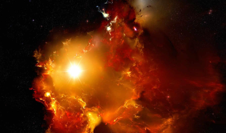 космос, вселенная, звезда, nebula, desktop, галактика, звезды, сияние,