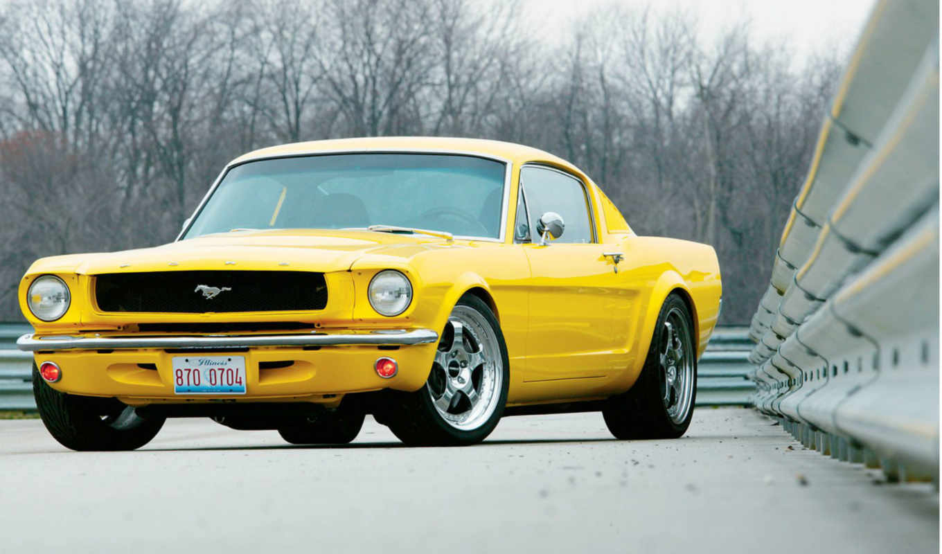 ford, mustang, muscle, car, нов,