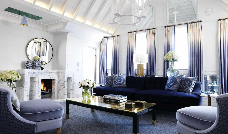 шторы, кресла, design, окна, штор, интерьер, книги, столик, apartament, dizain,