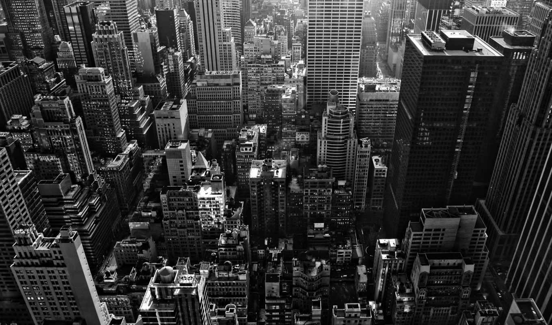 город, cityscapes, york, new, города, новогодние, городов, здания, buildings,