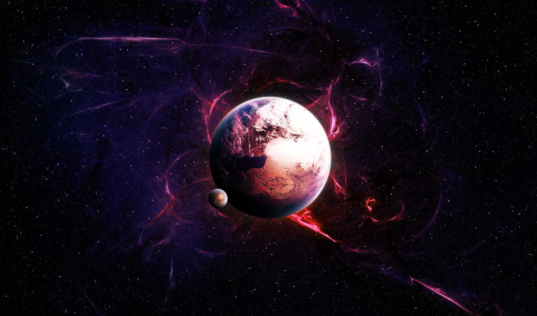 космос, cosmic, our, planet, rays, постоянно, бомбардируют,
