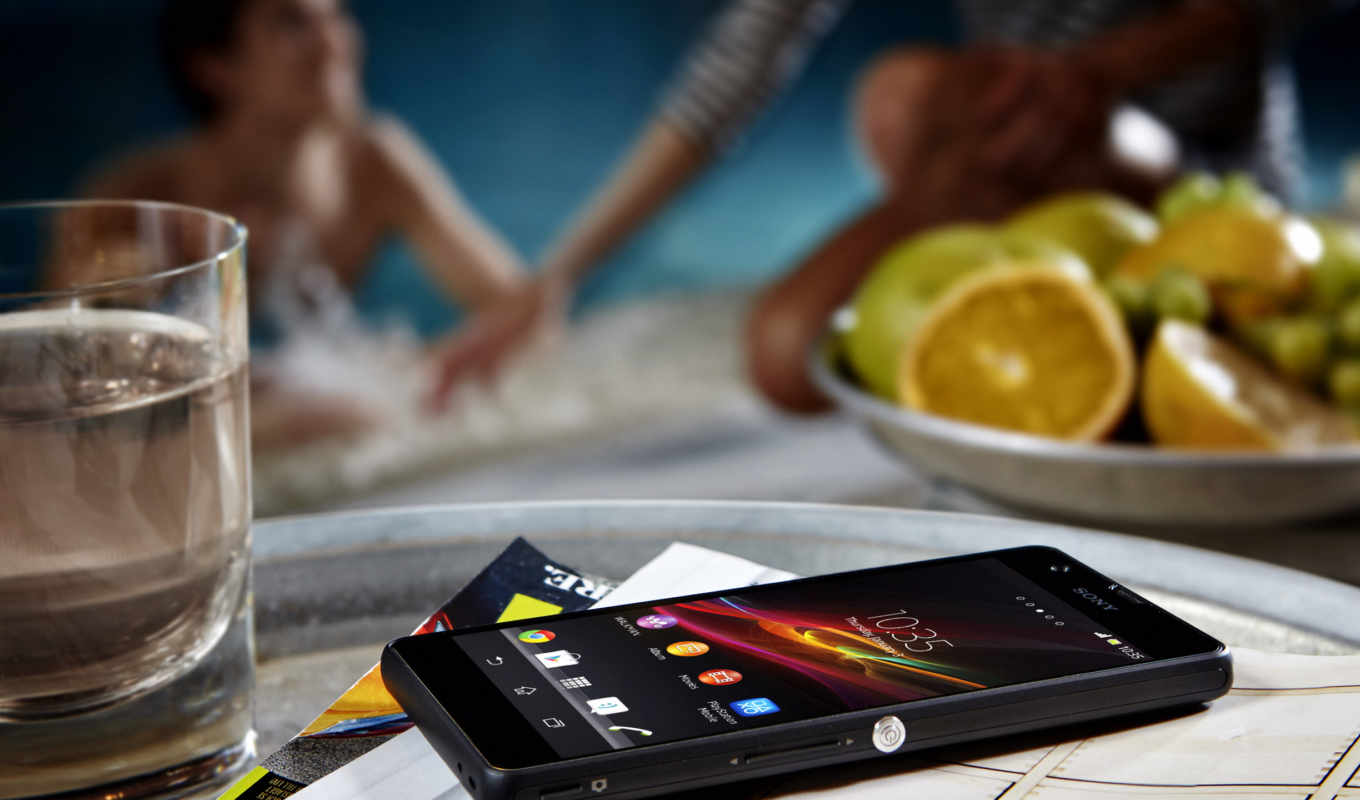 xperia, sony, zr, mobile, android, smartphone,