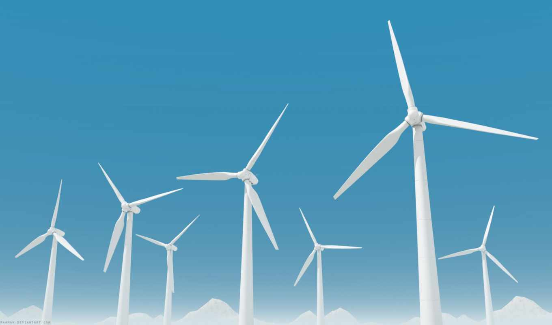 ветер, energy, турбина, renewable, усилитель
