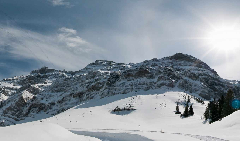 альпы, горы, нашем, windows, сайте, pass, швейцария,