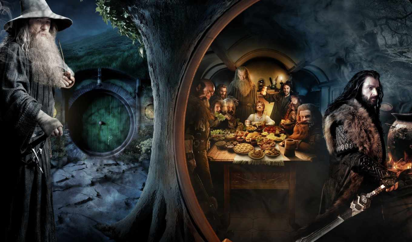 hobbit, нежданное, journey, путешествие, unexpected, filmu, wasteland, смауга,