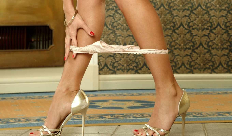 ножки, туфли, пальцы, трусики,