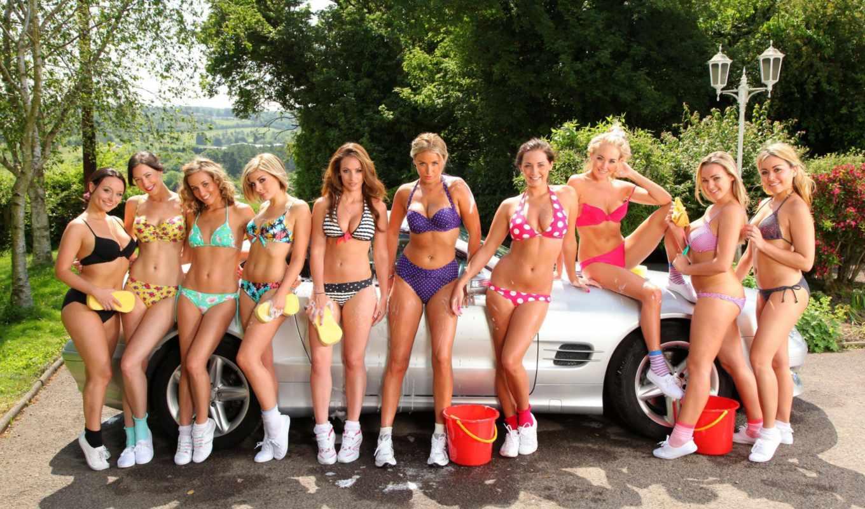 коллекция, out, sexy, girls, cars, hot, бикини, denise, milani,