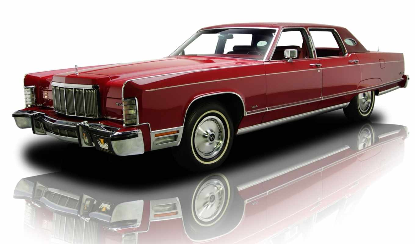 lincoln, continental, town, car, континенталь, седан, cars,