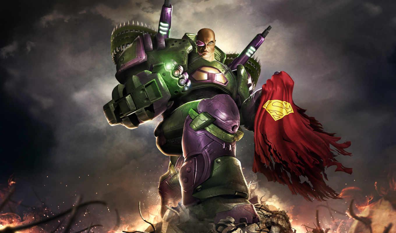 lex, luthor, superman,