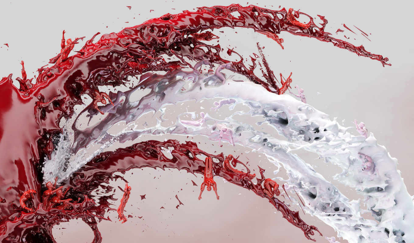 splash, abstract, волна, брызг, color, paint, брызги, graphics, liquid,