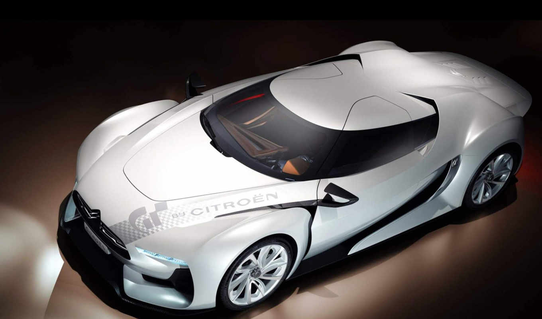 desktop, cars, суперкар, concept, citroen, супер, high,