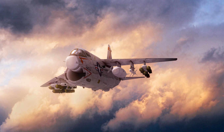 авиация, corsair, самолеты, web, pack, super, бомбардировщик, американский, штурмовик, корсар, рисованные,