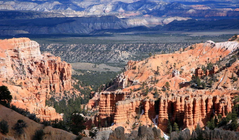 каньон, usa, colorado, природа, парки, park, горы, national,