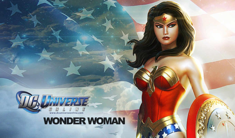wonder, женщина, online, universe, game, девушка,