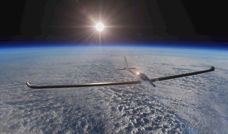солнечный, solarstrato, plane, усилитель, космос, ft, spot, дотянуться, доска, lte