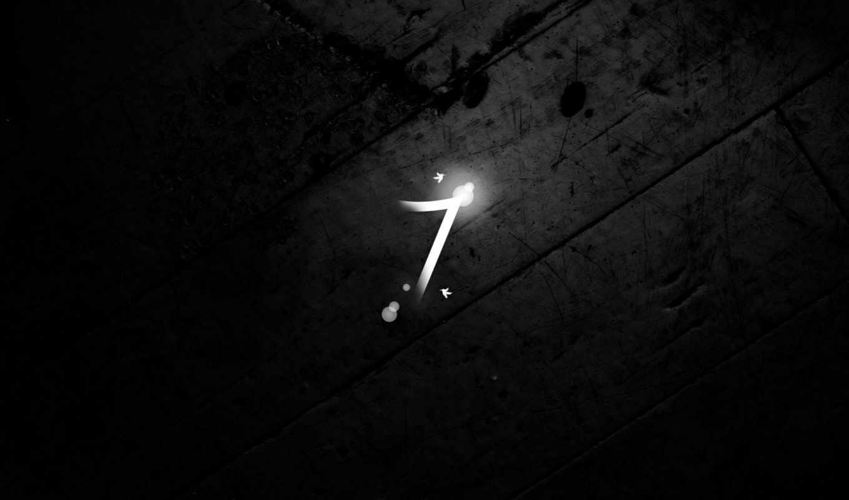 windows, se7en, logo, dark, wood