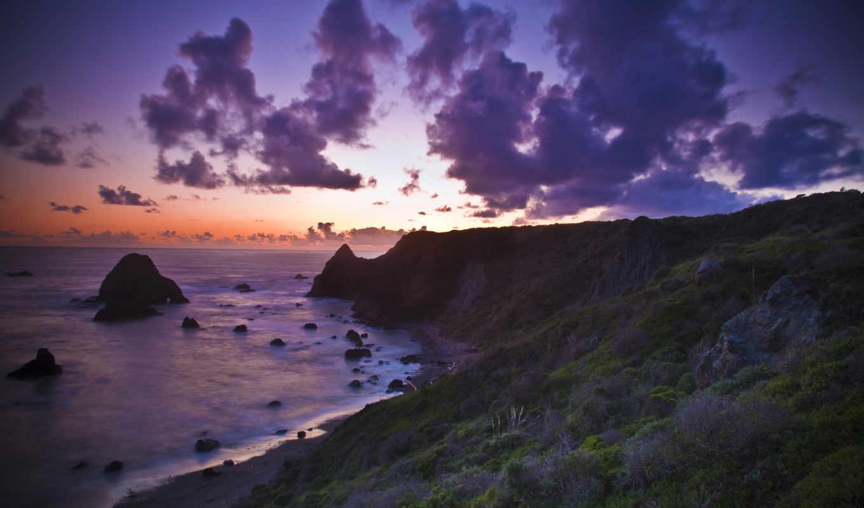девушек, подборка, красивых, zakat, пляж, закат, небо,