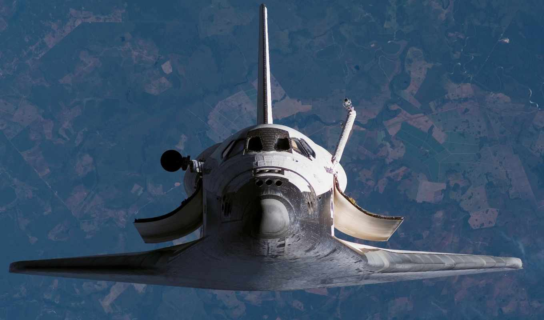 космос, shuttle, шатл, корабль, desktop, картинка,